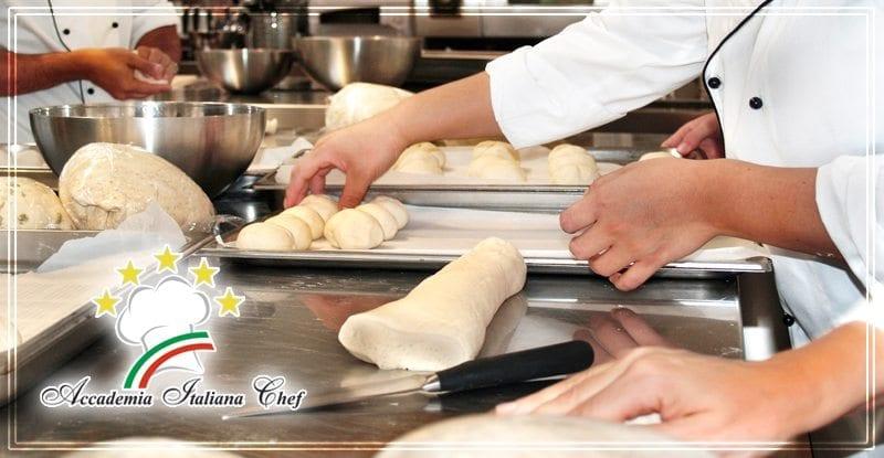 Corso cuoco a Roma - Pane e prodotti panificati