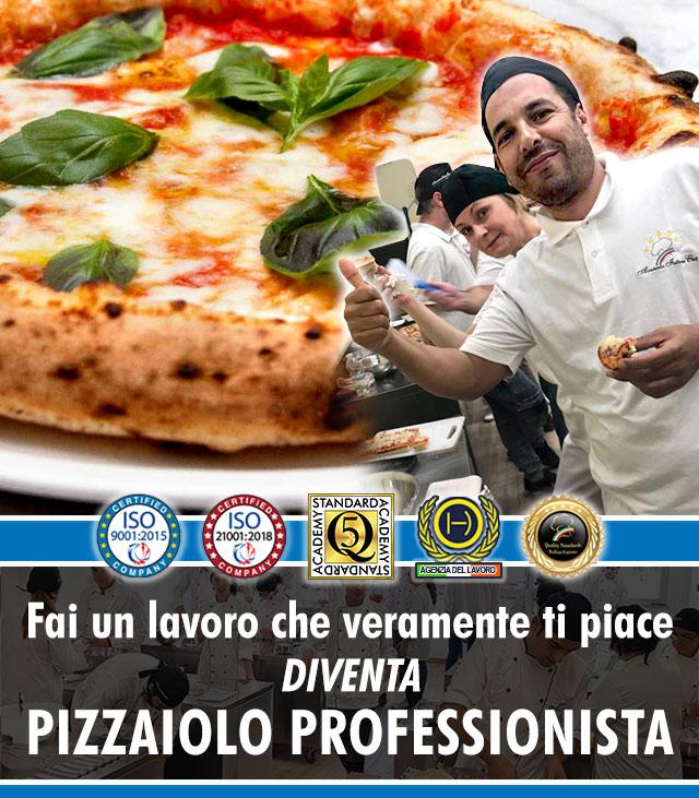 Scuola di Cucina a Roma: Corso di Pizzaiolo Professionista.