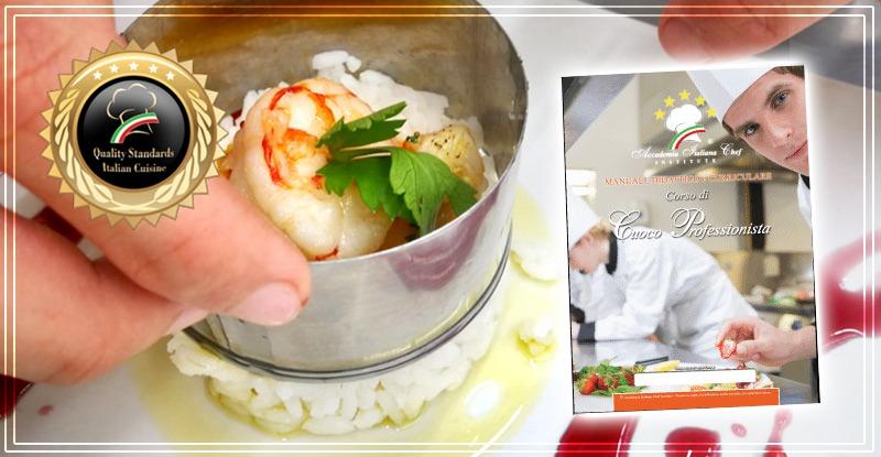 Corsi di cucina professionale a Roma