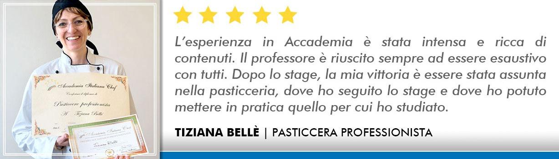 Opinioni Corso Pasticceria a Roma - Belle