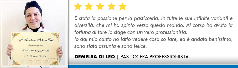Opinioni Corso Pasticceria a Roma - Di Leo