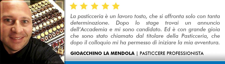 Opinioni Corso Pasticceria a Roma - la Mendola