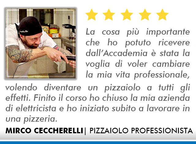 Opinioni Corso Pizzaiolo Roma - Ceccherelli