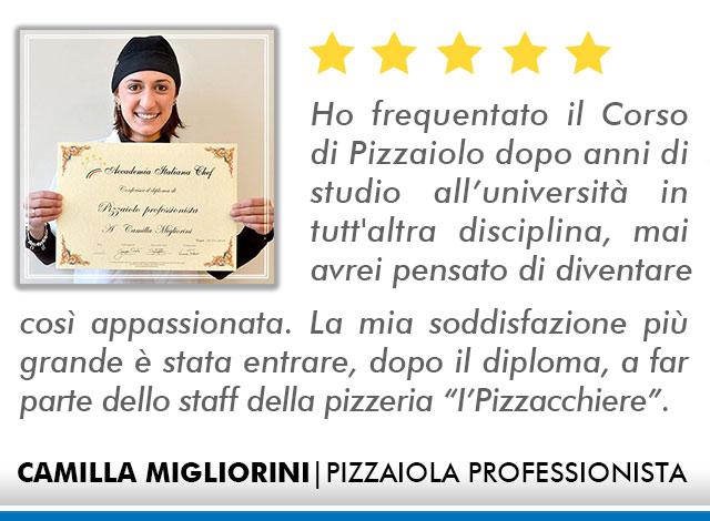 Opinioni Corso Pizzaiolo Roma - Migliorini