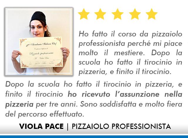 Corso Pizzaiolo a Roma Opinioni - Pace