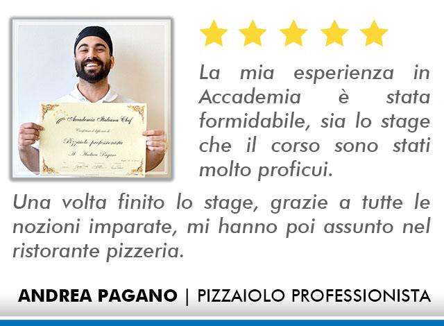 Corso Pizzaiolo a Roma Opinioni - Pagano