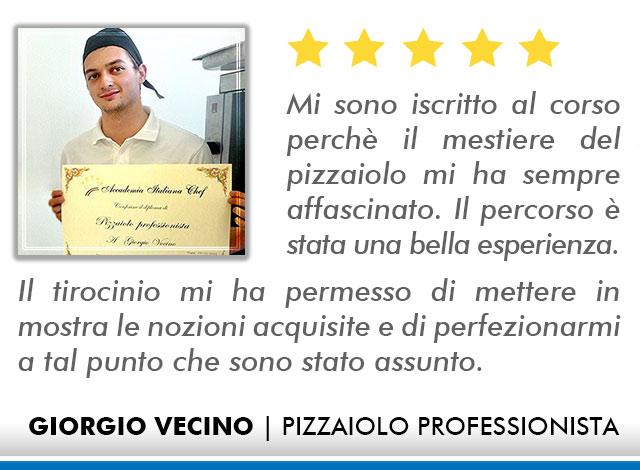 Opinioni Corso Pizzaiolo Roma - Veci