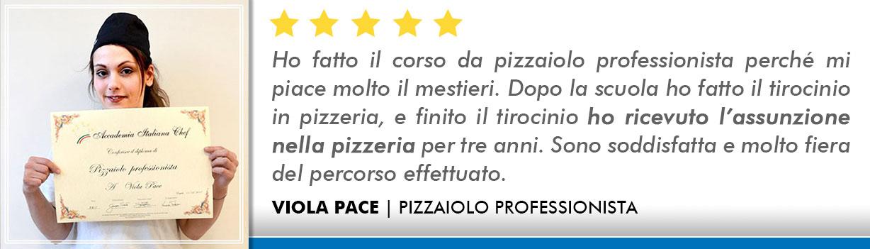 Opinioni Corso Pizzaiolo Roma - Pace