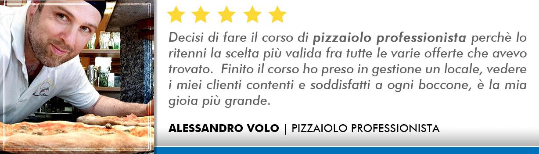 Opinioni Corso Pizzaiolo Roma - Volo