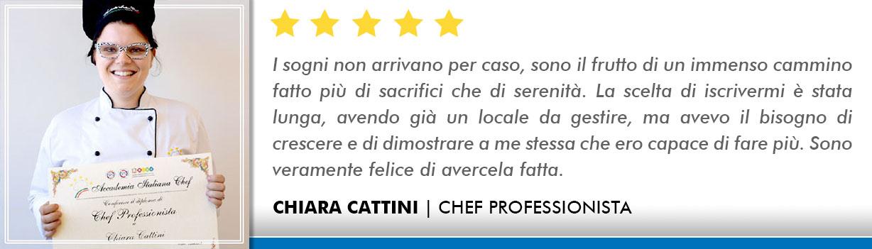 Opinioni-Corso-Chef - Cattini