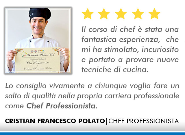 Opinioni-Corso-Chef - M-Polato