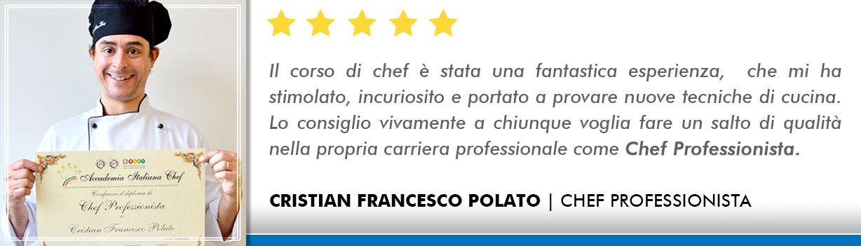 Opinioni-Corso-Chef - Polato